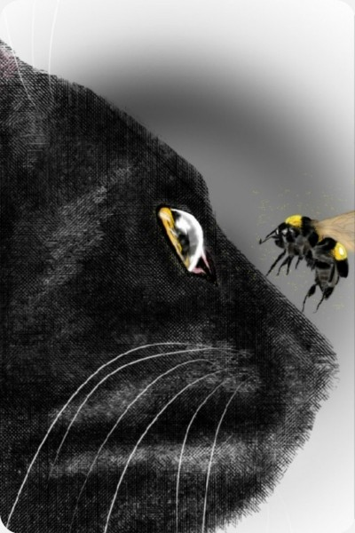 bee careful | tiggs | Digital Drawing | PENUP