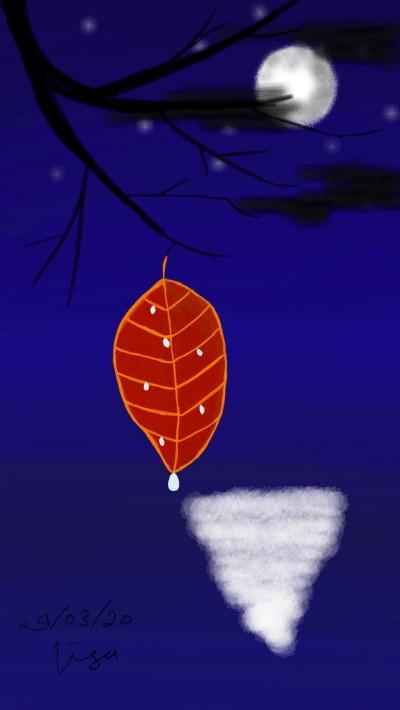 The Last leaf   lisa2706   Digital Drawing   PENUP
