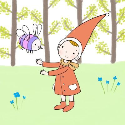 I like bee | jinyichoi | Digital Drawing | PENUP