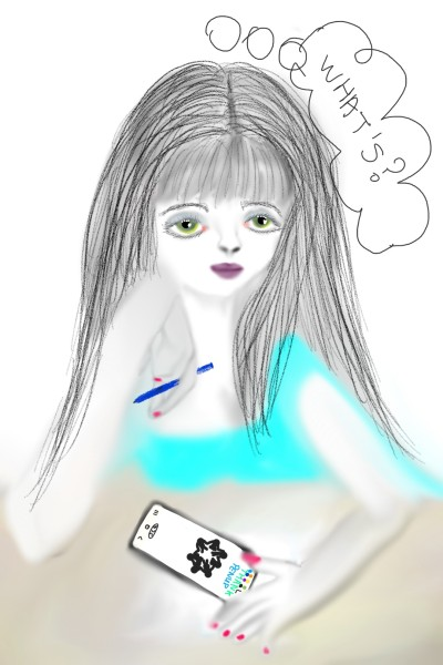 girl   val   Digital Drawing   PENUP