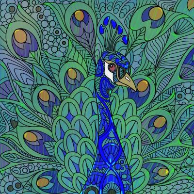 Coloring Digital Drawing | jinhee | PENUP