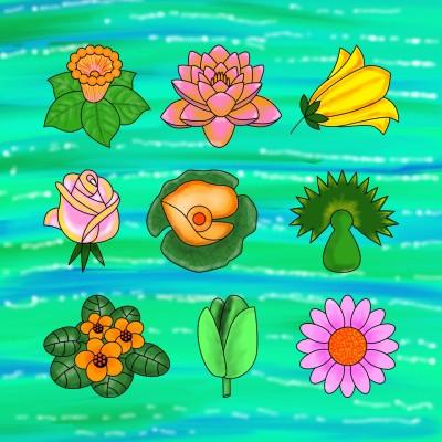Coloring Digital Drawing | Rajeev | PENUP