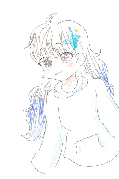 리퀘   Eum-Yang   Digital Drawing   PENUP