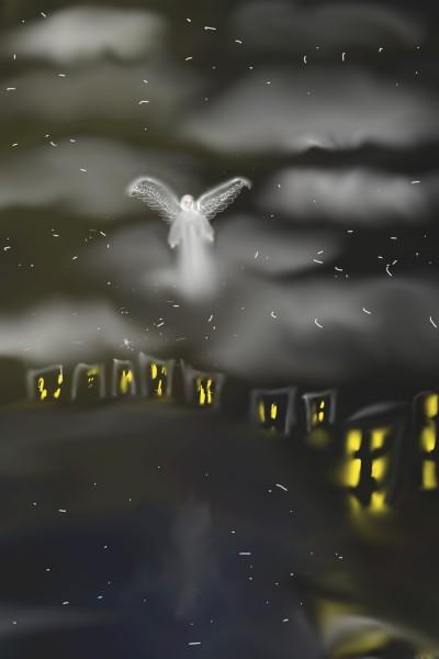 angel | val | Digital Drawing | PENUP