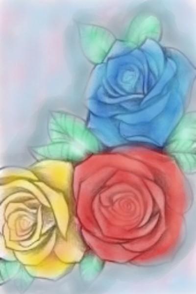 Concept art Digital Drawing   Nina   PENUP