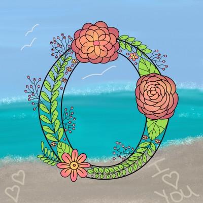 Ocean | Annette | Digital Drawing | PENUP