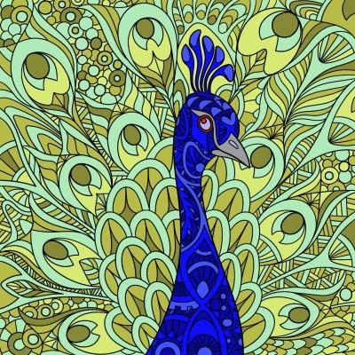 Coloring Digital Drawing | Morejon | PENUP