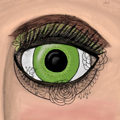 Eye O | LisaBme | Digital Drawing | PENUP