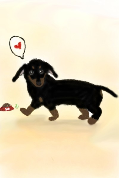 lil weiner pupper   Zenovia   Digital Drawing   PENUP