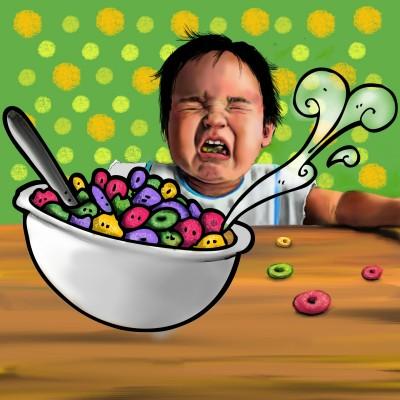 food tantrums | Robyn | Digital Drawing | PENUP