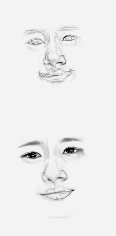 폰그림..케어~^^ | akira | Digital Drawing | PENUP