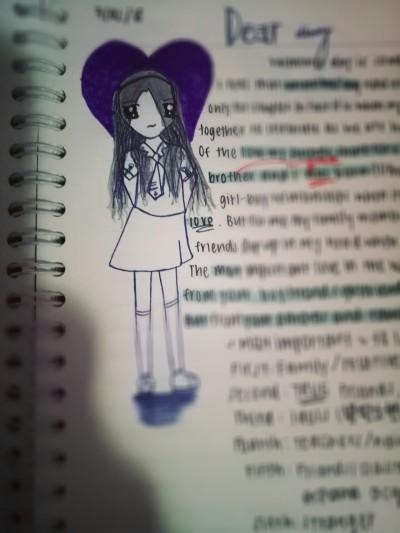 story of my life pt.2 😍  | yerim | Digital Drawing | PENUP