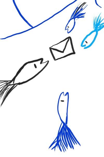 mail | skycastle | Digital Drawing | PENUP