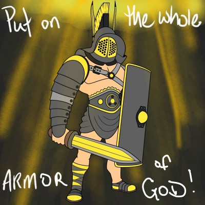 Armor of GOD | KarenC | Digital Drawing | PENUP