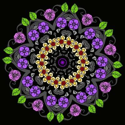flowers | J-O-C | Digital Drawing | PENUP