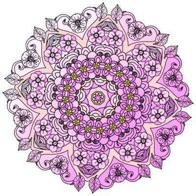 Coloring Digital Drawing | Yieum | PENUP