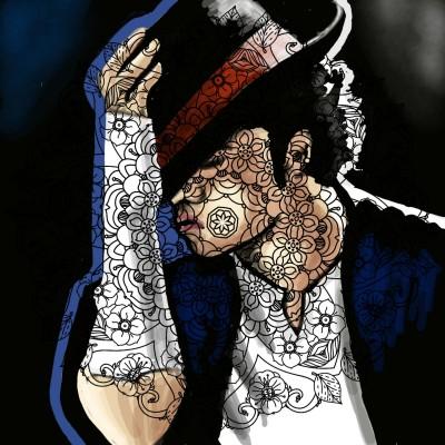 MJ!!   Prashant   Digital Drawing   PENUP