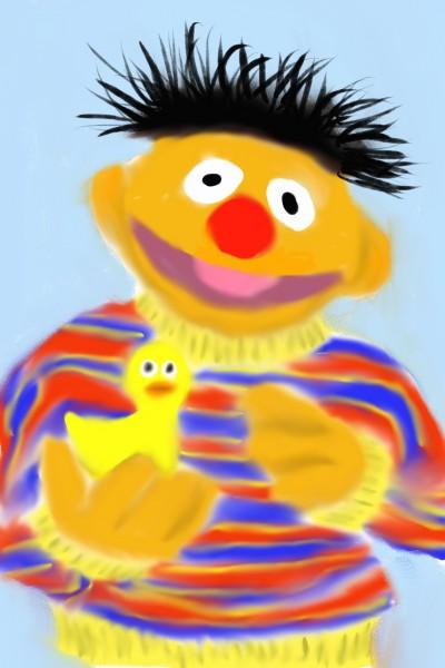 Rubber Duckie | stylinrenee | Digital Drawing | PENUP