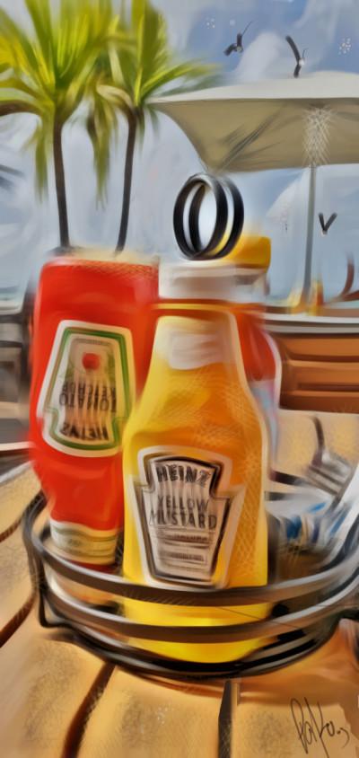 Mustard  | pako | Digital Drawing | PENUP