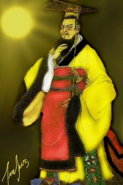 HUANGDI      Emperador Amarillo | cesar | Digital Drawing | PENUP