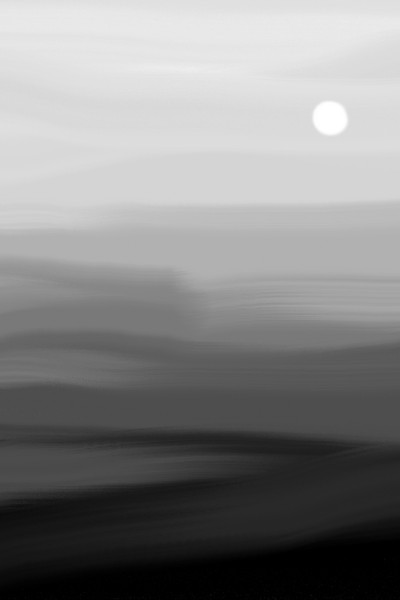 Landscape Digital Drawing | Mahwish | PENUP