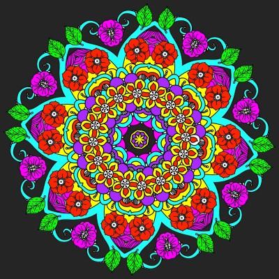 Coloring Digital Drawing | yosam007 | PENUP