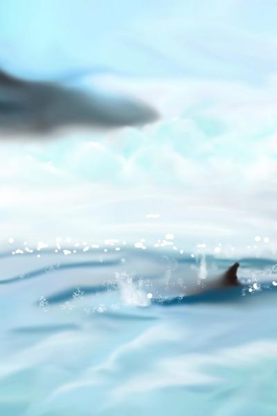 l Ocean | val | Digital Drawing | PENUP