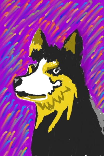 Dawgy Dog | Anevans2 | Digital Drawing | PENUP