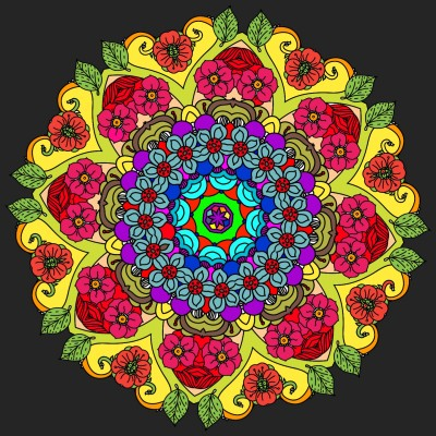 Coloring Digital Drawing | galory | PENUP