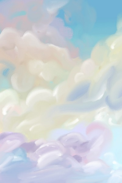 Cloud | yangchi | Digital Drawing | PENUP