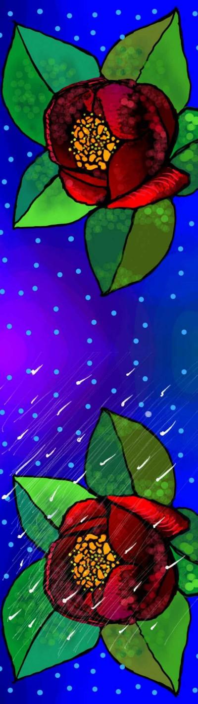 동백꽃    qweensara   Digital Drawing   PENUP