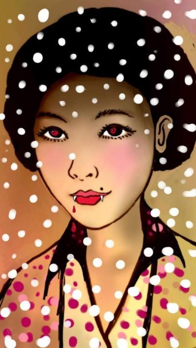 드라큘라    qweensara   Digital Drawing   PENUP