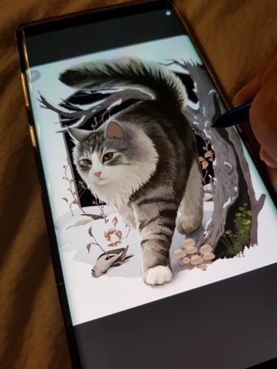 koon | kimdajeong | Digital Drawing | PENUP