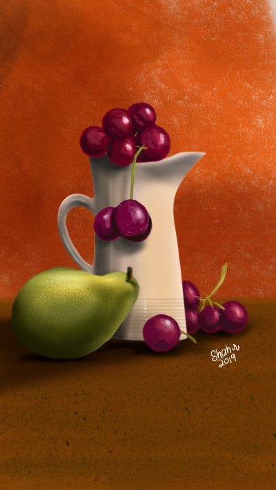 still life | shahir | Digital Drawing | PENUP