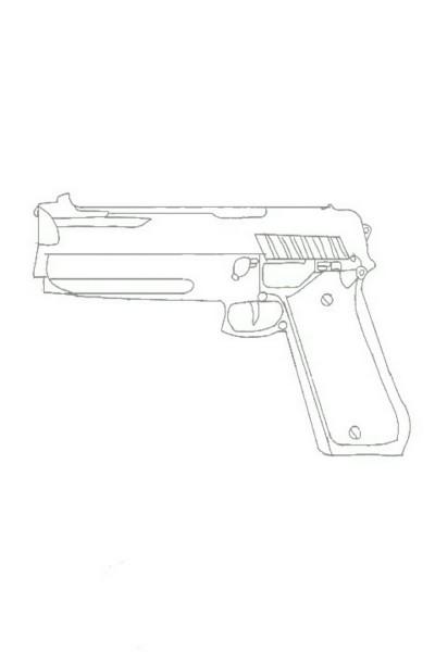 Arma de Fogo   Thayna   Digital Drawing   PENUP