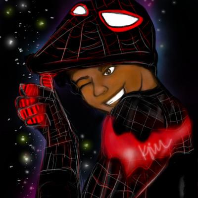 ☆let's draw superheroes ☆ | kitt | Digital Drawing | PENUP