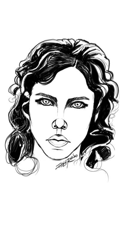 Sweet Scarlett    ivanski215   Digital Drawing   PENUP