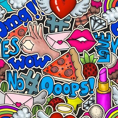 poster | tinie | Digital Drawing | PENUP