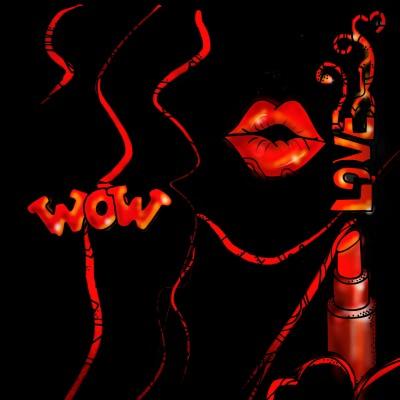 lips.. | mjyoo | Digital Drawing | PENUP