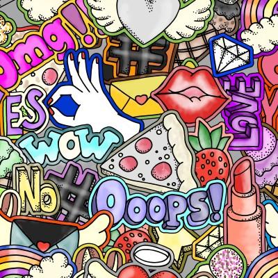 WOW.......Ooops! | Trish | Digital Drawing | PENUP