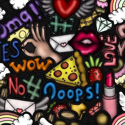 Graffiti | JammyC | Digital Drawing | PENUP