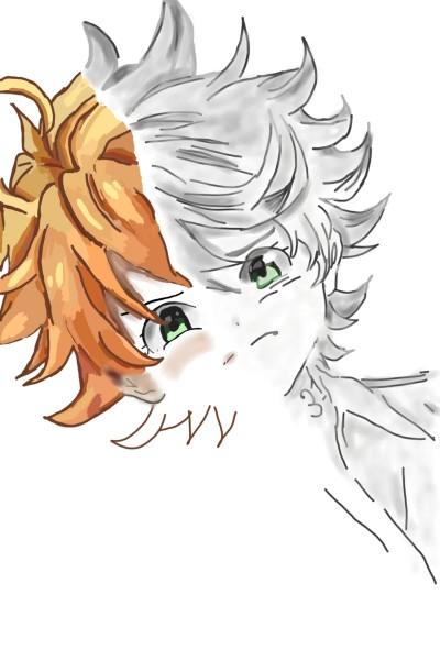 Portrait Digital Drawing | karina_55 | PENUP