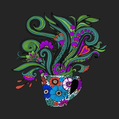 Fleurs    richard   Digital Drawing   PENUP