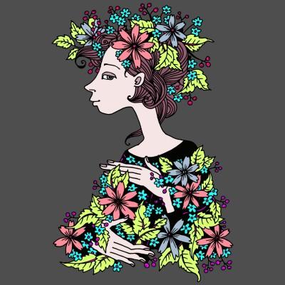 Coloring Digital Drawing | CICURRIRA | PENUP