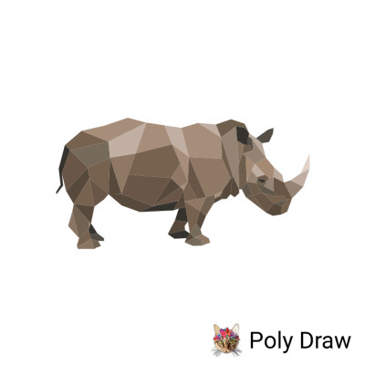 Rhinoceros  | Gaycouple | Digital Drawing | PENUP