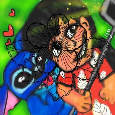 Coloring Digital Drawing   kitt   PENUP