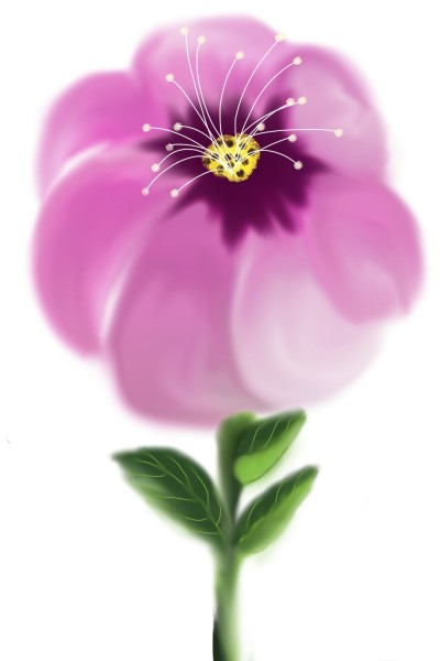 flower | val | Digital Drawing | PENUP