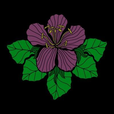 flower | Kristyn | Digital Drawing | PENUP