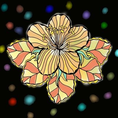 Coloring Digital Drawing | Shana | PENUP