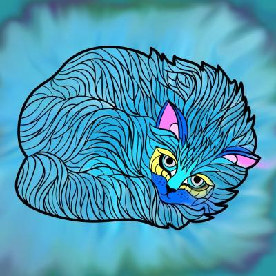Coloring Digital Drawing   horrer_fan   PENUP